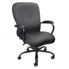 Boss Heavy Duty CaressoftPlus™ Chair-400 Lbs.
